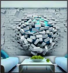 Produsen Pintu Rumah Surabaya Wall Art Wall Panel