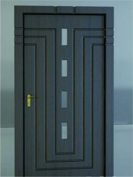 Pintu PVC Klasik