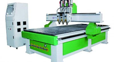 LD1325 Three - Proccess CNC Router