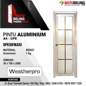 foto aluminium