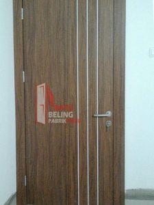 pintu triplek hpl